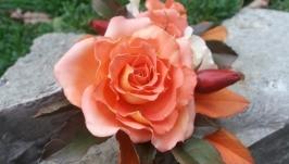 Осінні троянди