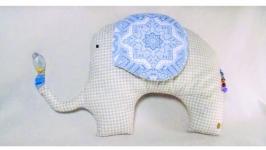 Декоративна подушка Слоненя