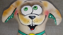 Ароматная игрушка собака