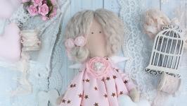 Кукла текстильная в стиле Тильда