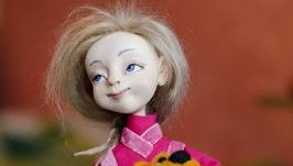 Авторская кукла ′ Марта′