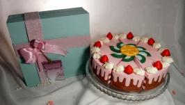 Развивающий тортик.