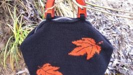 Стильная сумка на осень-зиму