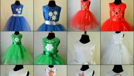Праздничное платье, новогоднее платье