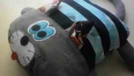 Подушка-игрушка ′Кот Матроскин′