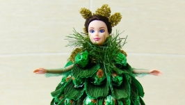 Кукла-елка