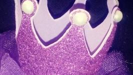 Корона ′Сиреневый шик′