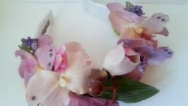 Ободок ′Орхидея′