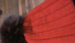 Двухслойная шапка