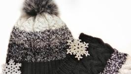 Теплый зимний комплект