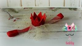 Корона для принцеси червона 2