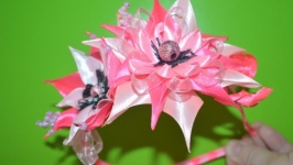 Обруч ′′Звездный цветок′′
