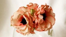 Обруч цветочный