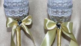 Свадебные бокалы ′Роскошь′