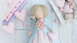 Лялька ручної роботи в стилі Тільда