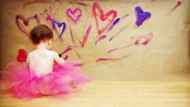 Пока ваш ребенок разрисовывает гипсовые фигурки, у вас будут чистые стены