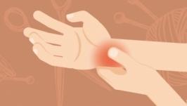 Полезное рукоделие или как избежать проблем с кистями рук
