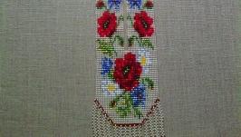 Гердан намисто ′Польові квіти′
