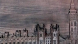 Картина ′Лондон′