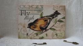 Ключница «Fly high»