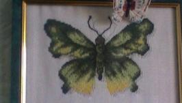 Картина ′Бабочка′