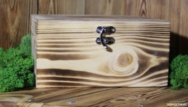 Шкатулка из дерева ′Старинный сундучок′