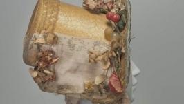 История моды: соломенная шляпка