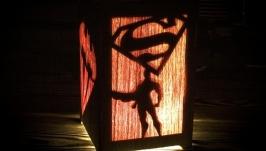 Ночник в спальню ′Куб′