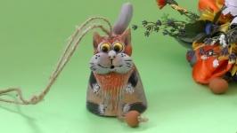 Колокольчик ′Кот′