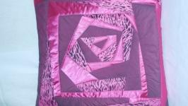 Подушка декоративная ′Роза′