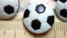 Пуговицы декоративные ′Мяч′