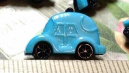Пуговицы декоративные ′Машинки′