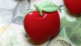 Пуговицы декоративные ′Яблочки′