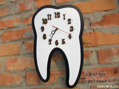 Купить Годинник у формі зуба в Украине ea0de97d5b1a6