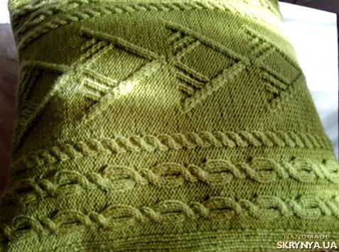 Купити Декоративні в′язані подушки в Україні dc62b5ab2f2ee