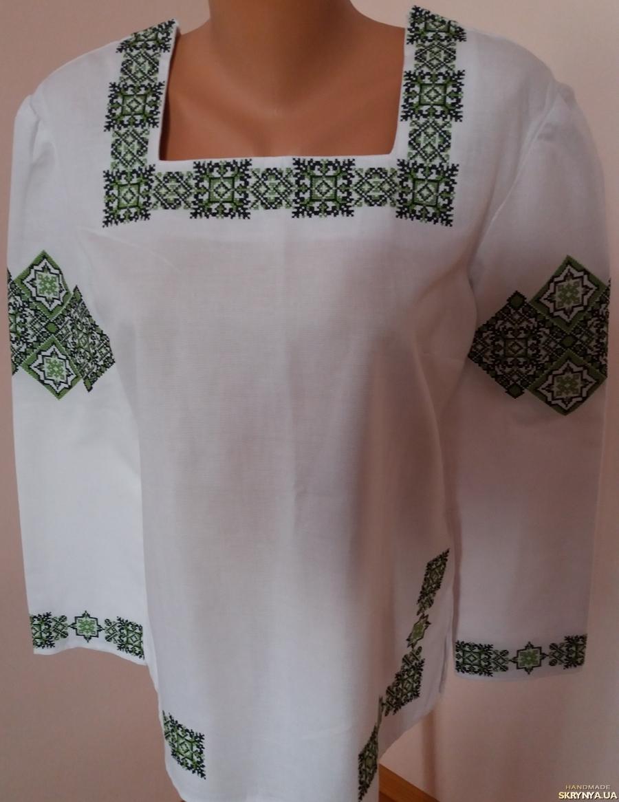 Купить Жіноча вишиванка в Украине b067c75bb32f5