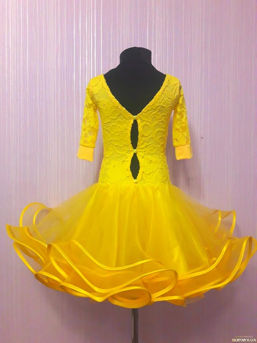 759db468eafbcfe Купить Рейтинговое платье для бальных танцев бейсик в Украине