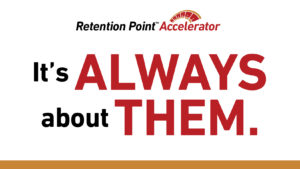 Lots and lots of value for members retention