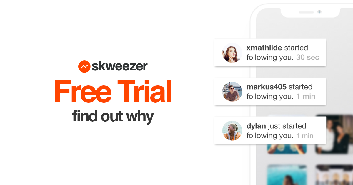 Free Instagram Followers - Get Unlimited Trial 100% Free