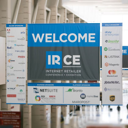 SkyBOX Checkout had a great time at the Internet Retailer Conference & Exhibition (IRCE) this past week.