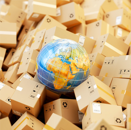 31 Billion Packages Shipped Globally in 2015