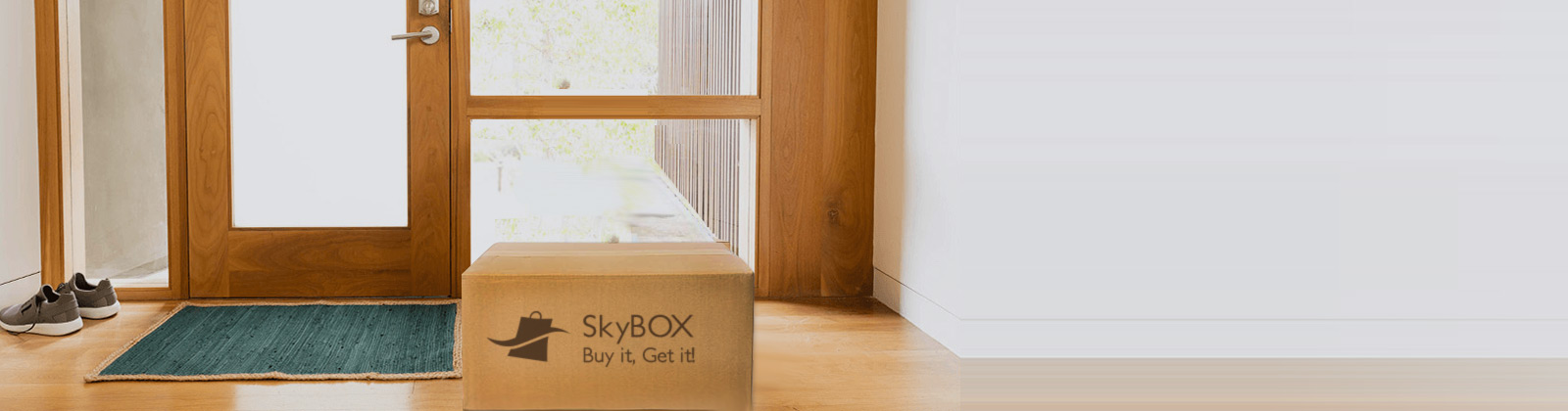 Win SkyBOX Reward points that you can redeem for discounts on your shipments.