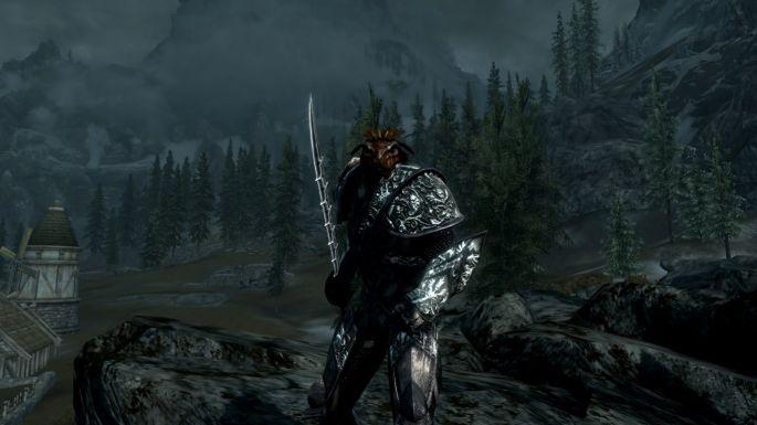 The Argonian Mercenary