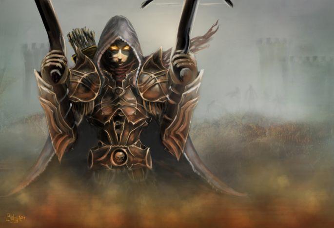 Diablo  Demon Hunter Templar Build
