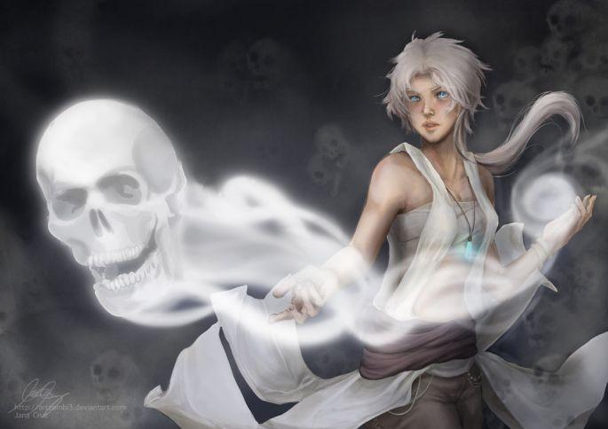 White Necromancer