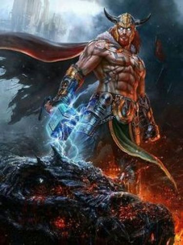 Thorov The Storm-Bringer