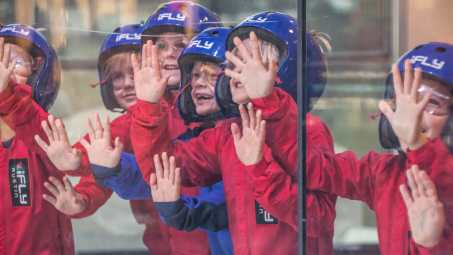 iFLY Loudoun Indoor Skydiving Fly in our Wind Tunnel