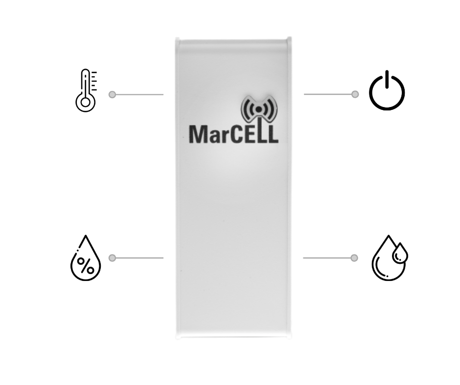 MarCELL 4G Temp Monitor