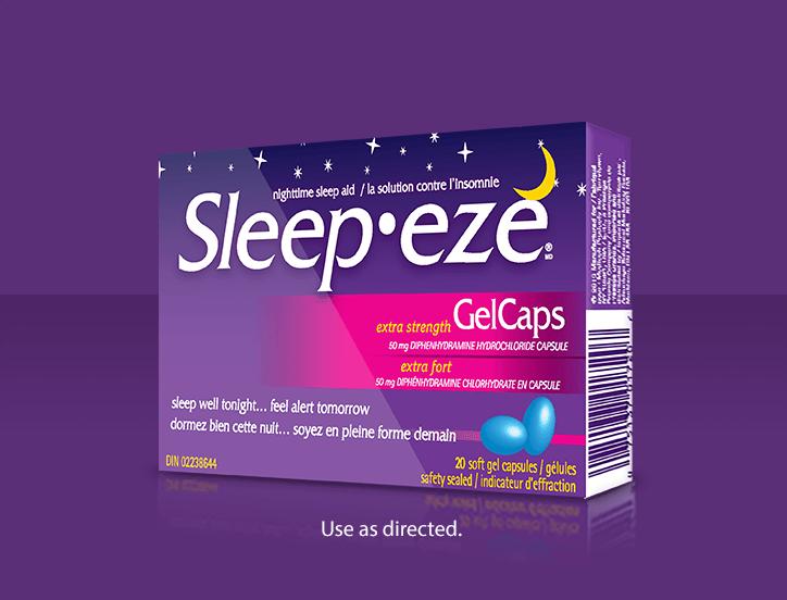 Sleep Eze 174 Over The Counter Sleeping Pills