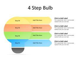 4 Step Bulb